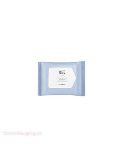 THE SAEM Phyto Seven Lip and Eye Makeup Remover Pads