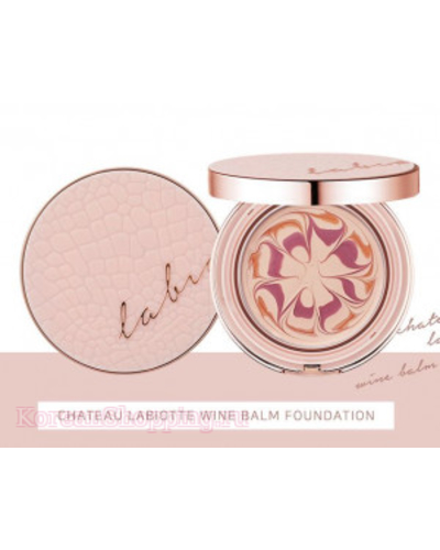 LABIOTTE Chateau Labiotte wine Balm foundation