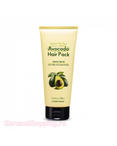 ETUDEHOUSE Repair My Hair Avocado Hair Pack