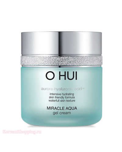 OHUI Miracle Aqua Gel Cream