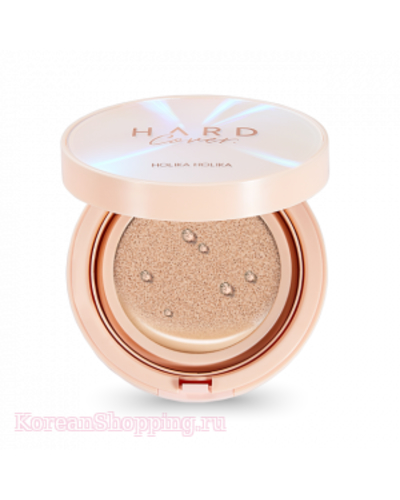 HOLIKAHOLIKA Hard Cover Glow Cushion EX SPF50+ PA+++