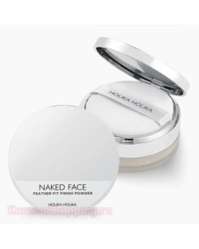 HOLIKAHOLIKA Necked Face Feather Fit Finish Powder