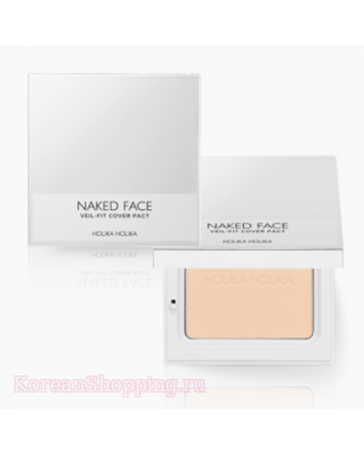 HOLIKAHOLIKA Naked Face Veil Fit Cover Fact