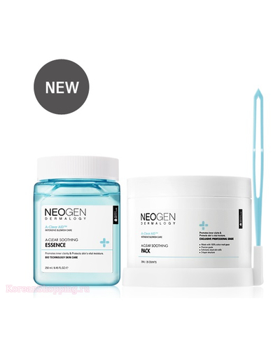 NEOGEN A-CLEAR Soothing Essence & Pack