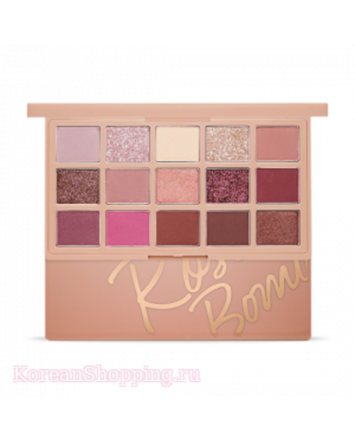 ETUDEHOUSE Play Color Eye Palette RoseBomb
