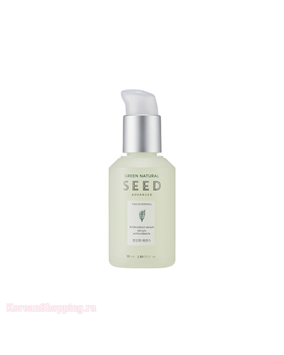 THE FACE SHOP Green Natural Seed Anti oxidant Essence