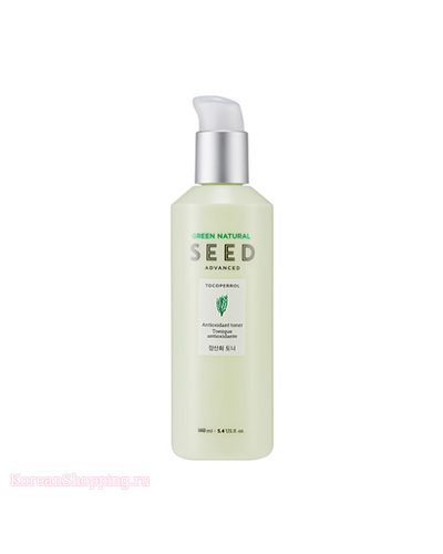 THE FACE SHOP Green Natural Seed Anti oxidant Toner