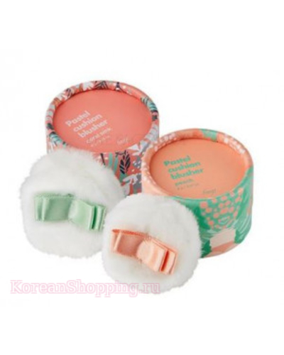 THE FACE SHOP Pastel Cushion Blusher
