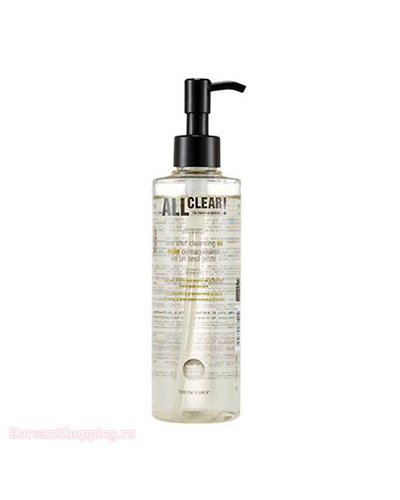 THE FACE SHOP All Clear Cleansing Oil