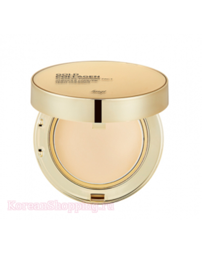 THE FACE SHOP Cold Collagen Ampoule Two-Way Pact SPF30 PA+++