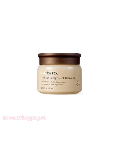 INNISFREE Soybean Energy Neck Cream