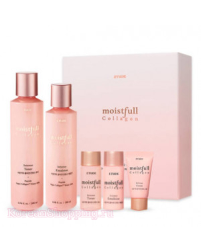 ETUDE HOUSE Moistfull Collagen Special Set