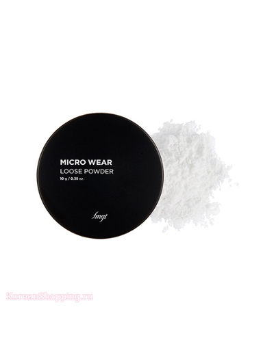 THE FACE SHOP Micro Wear Loose Powder