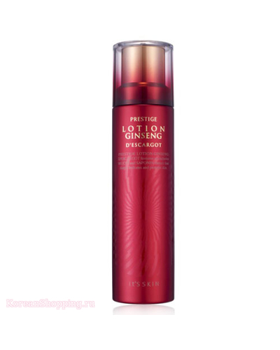 IT'S SKIN Prestige Lotion Ginseng D'escargot