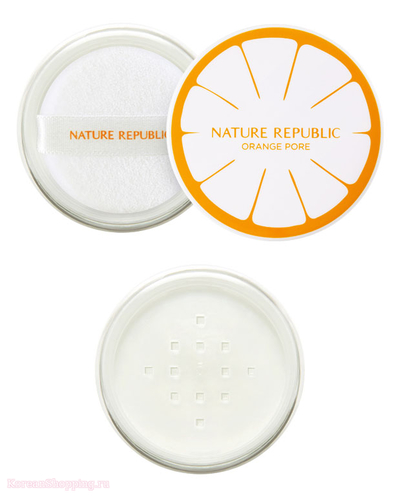 NATURE REPUBLIC Botenical Orange Pore Powder