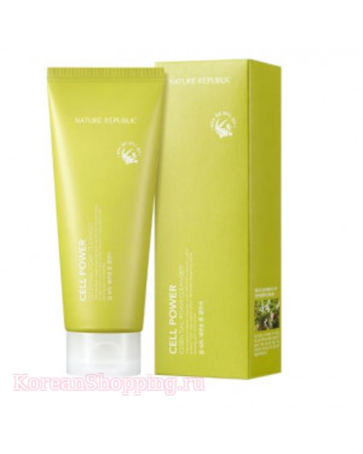 NATURE REPUBLIC Cell Power Essential Form Cleanser