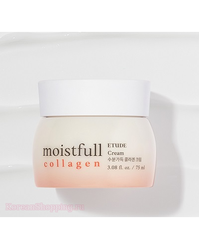 ETUDE HOUSE Moistfull Collagen Cream