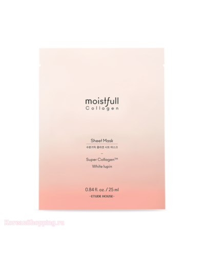ETUDE HOUSE MoistFull Collagen Sheet Mask