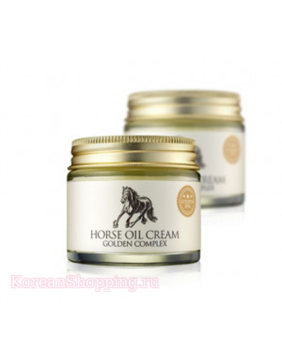 CHARMZONE Horse oil cream golden complex