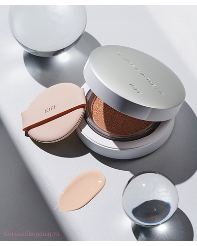IOPE Air Cushion Natural SPF50+ PA+++