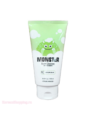 ETUDE HOUSE Monster Foam Cleanser