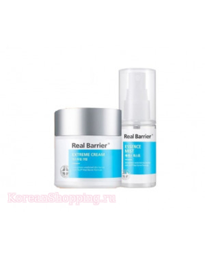 Real Barrier Extreme Cream + mist