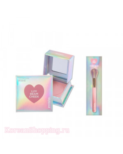 LILYBYRED Luv Beam Cheek + cheek brush