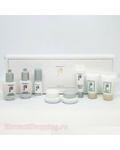 The History Of Whoo Gongjinhyang Seol Radiant Whitening Set