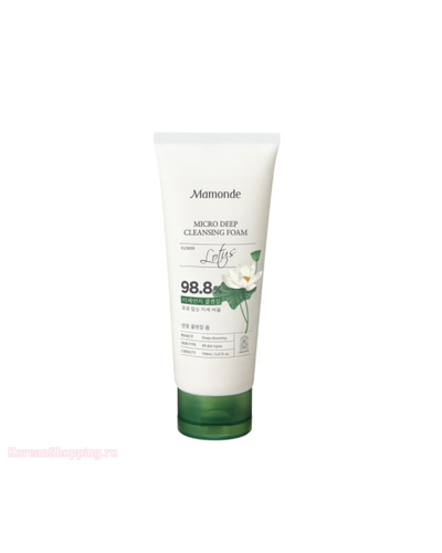 MAMONDE Micro Deep Cleansing Foam