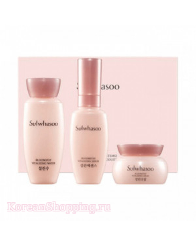 SULWHASOO Bloomstay Vitalizing Kit