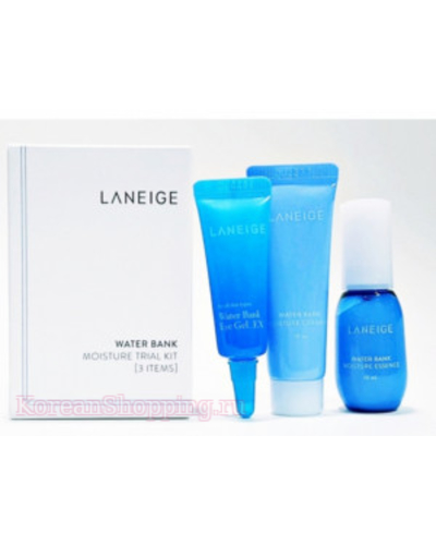 LANEIGE Water Bank Moisture Kit