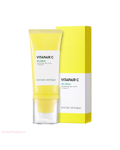 NATURE REPUBLIC Vita Pair C Gel Cream