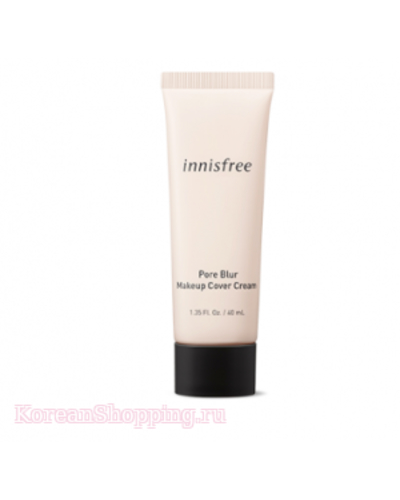 INNISFREE Pore Blur Makeup Cover Cream SPF50+ PA++++