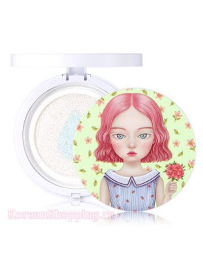 BEAUTY PEOPLE Cheolbyeok All Family Sun Cushion