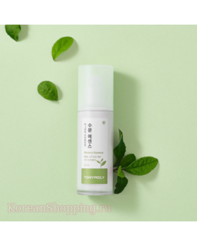 TONYMOLY The Green Tea True Biome Watery Essence