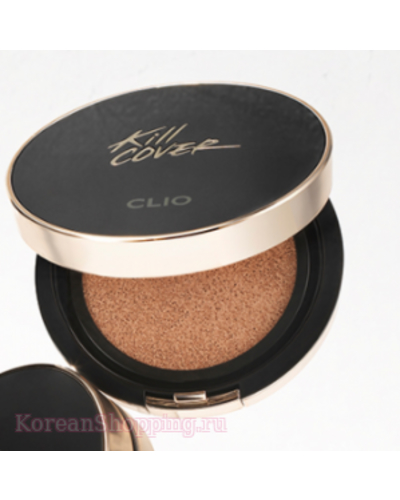 CLIO Kill Cover Fixer Cushion SPF50+ PA+++