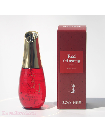 SOO&MEE Red Ginseng Essence