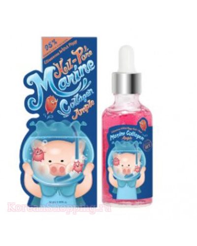 ELIZAVECCA Witch Piggy Hell Pore Marine Collagen Ampoule