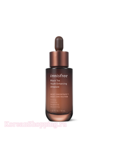 INNISFREE Black Tea Youth Enhancing Ampoule