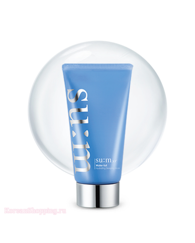 SUM37 Water-full Hydrating Sleeping Mask