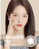 COCOVIEW Color Lense TINY BROWN