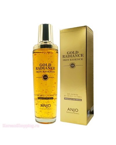 ANJO Gold Radiance Skin Essence