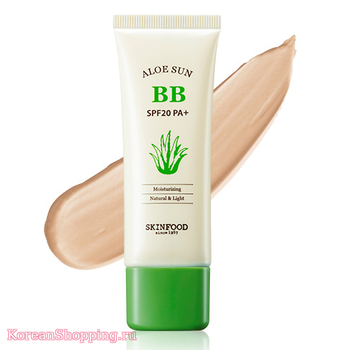 SkinFood Aloe sun BB Cream SPF20 PA+